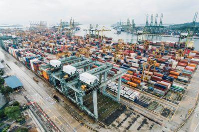 Стоимость контейнерных перевозок в Украине