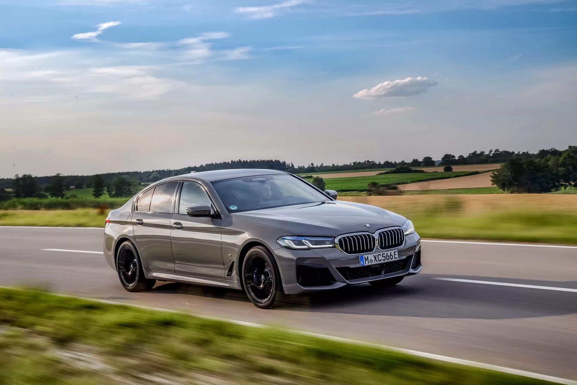 BMW 545e купить