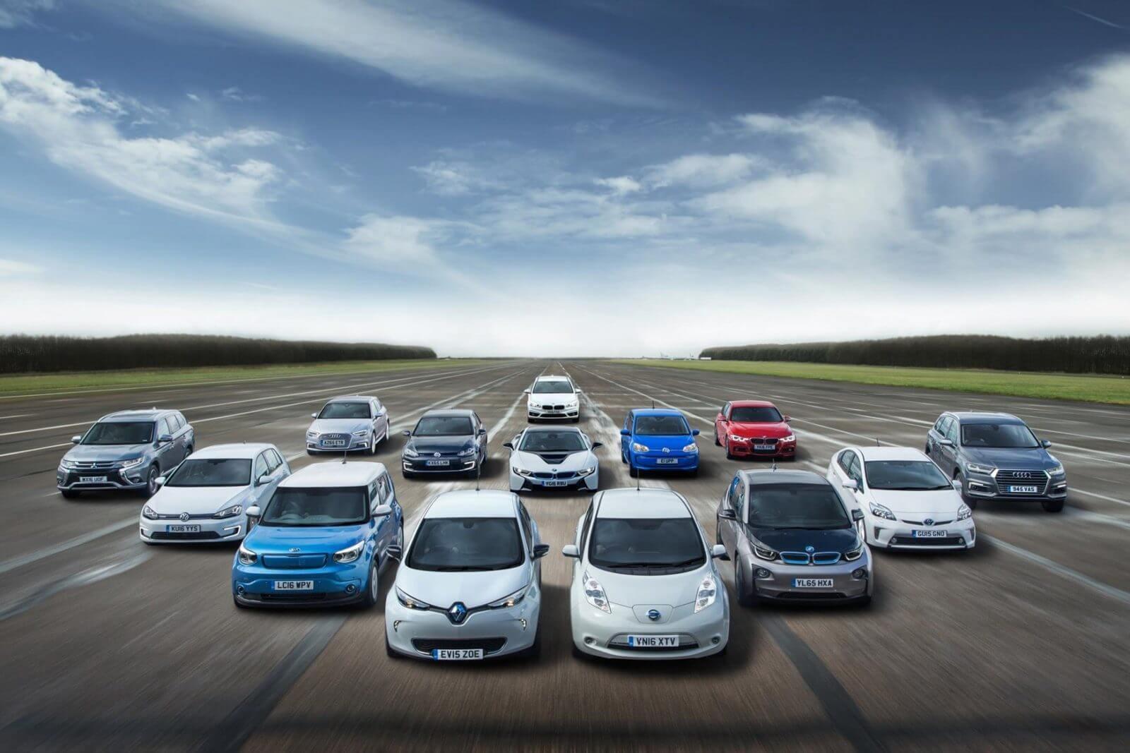 Топ 10 доступных электромобилей 2020 года